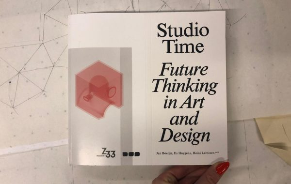 Studio Time Future Thinking In Art And Design Now